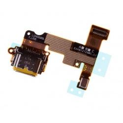 Placa con Conector de Carga y Microfono para LG G6, H870