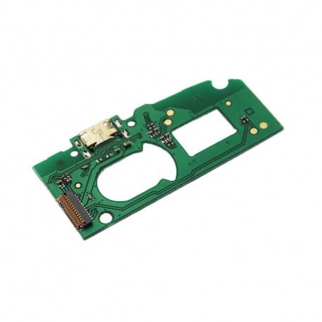 Placa De Conector De Carga Para Alcatel Pop C7, 7040, 7041
