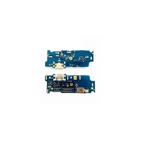 Placa de Carga con Microfono para Moto E4 XT1767 XT1768