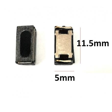 N6 Altavoz Auricular para BQ E5 4G 0982 de 11.5mm*5mm