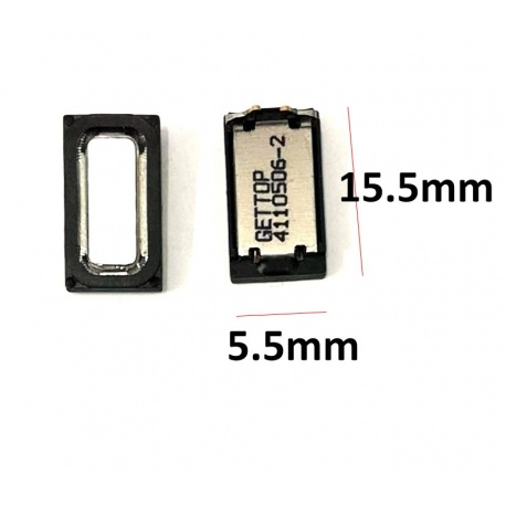 N8 Altavoz Auricular para Movil Generico de 15.5mm*8.5mm