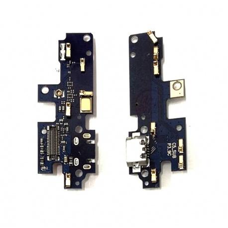 N15 Placa Carga con Conector de Carga para Redmi 4