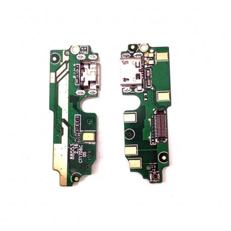 N15 Placa Carga con Conector de Carga para Redmi 4 Version Alta Rendimiento