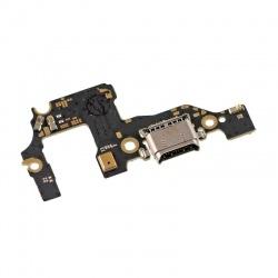 Placa Auxiliar De Conector De Carga Para Huawei P10