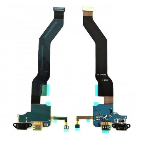 Flex con Conector de Carga y Microfono para Xiaomi Mi Note