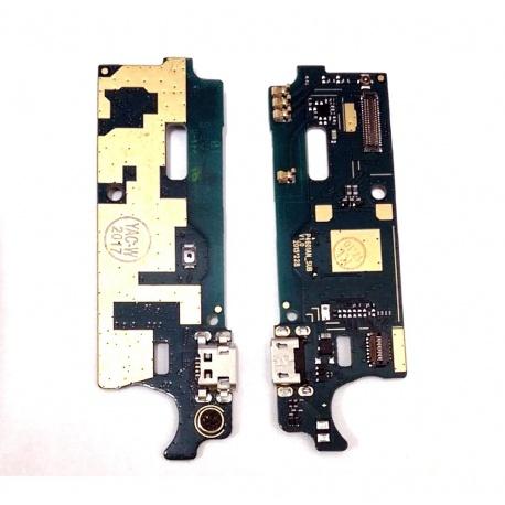 N2 Placa Auxiliar con Conector Carga para Wiko U Feel Lite, UFeel Lite