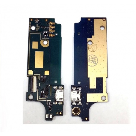 N6 Placa Auxiliar con Conector Carga para Wiko 4901