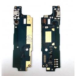 N11 Placa Auxiliar con Conector Carga para Wiko v3995b