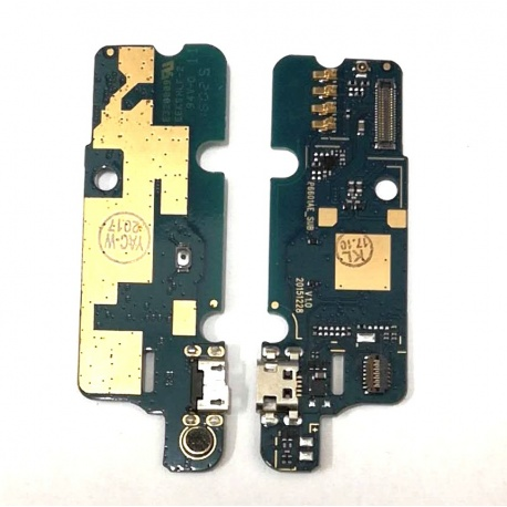 N13 Placa Auxiliar con Conector Carga para Wiko 6601