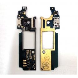 N20 Placa Auxiliar con Conector Carga para Wiko Pulp 4G