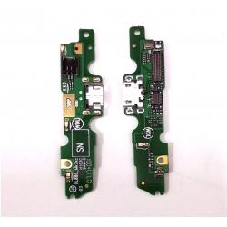 Placa de Carga con Microfono para Moto G5 XT1672 XT1676