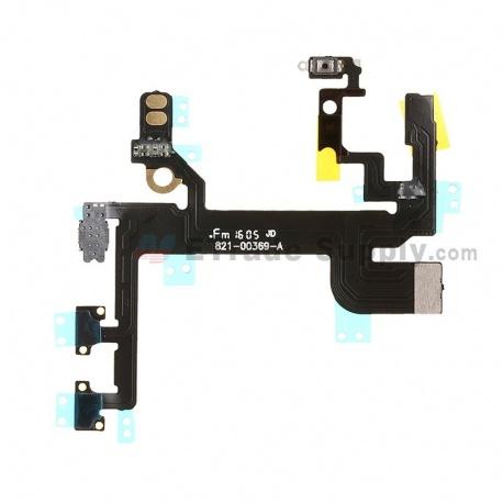 Flex Power Boton Encendido para iPhone SE, iPhone 5SE