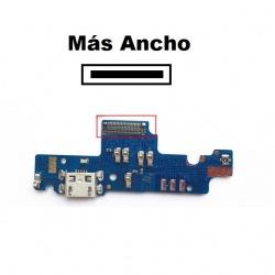 placa carga+microfono para redmi note 4x