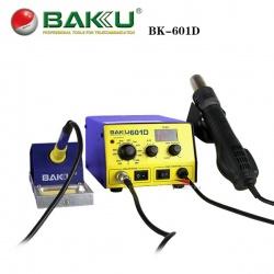 Herramientas Estacion de Reparacion con Soldador y Pistola Soplador Aire Caliente 550W BAKU-601D BAKU601D