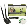 EP-MS1532 EDUP 300Mbps Wireless USB Adapter, Adaptador Wifi Exterior con Doble Antenas y chipset Ralink 3072