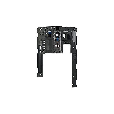 Chasis, Carcasa Trasaera con Lente de Camara para LG G3 D850H D855H