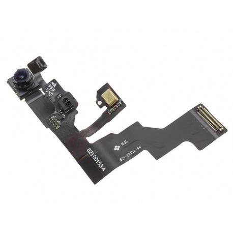 flex con camara frontal flash y sensor para apple iphone 6s plus