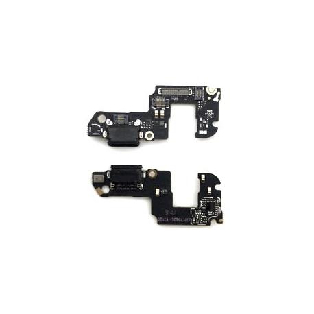 Placa Auxiliar con Conector Carga y Microfono para Huawei Honor 9