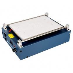 Calentador / Maqunia / Plancha / Separador de Pantalla LCD con Fijador hasta 14 Pulgadas K-988C / K988C