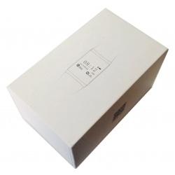 X9PRO Caja Blanca Simple Cuadrada Pulsera, Reloj Inteligente para Deportes Fitness