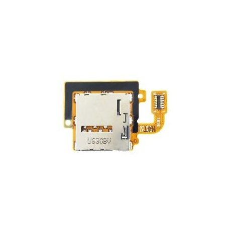Flex de Lector Tarjeta MicroSD para Tablet Samsung Galaxy Tab A6 T580