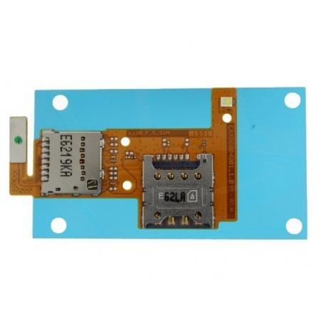 Flex de Lector SIM para LG K4 K120