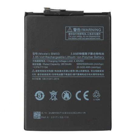 N316 Batería BM50 para Xiaomi Mi Max 2 de 5300mAh