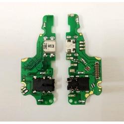 Flex de Conector de Carga con Microfono y Jack de Audio para Huawei Mate 10 Lite / Nova 2i / Maimang 6 / Honor 9i / G10