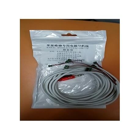 Cable de Alimentacion para encender Movil de iPhone