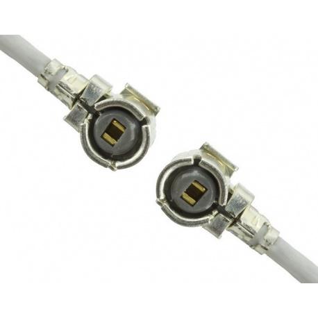 Cable Coaxial de Antena de Lg Optimus Black P970 de 86mm de color Negro