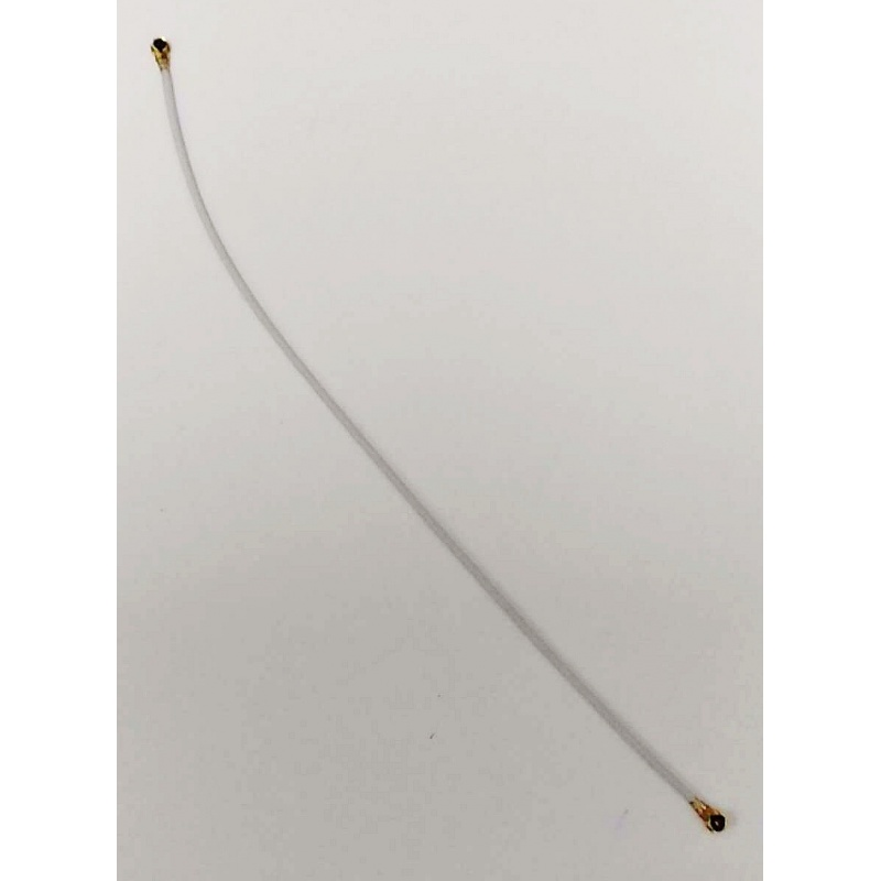 N46 cable coaxial de antena de 104mm de color blanco - Cable de antena ...