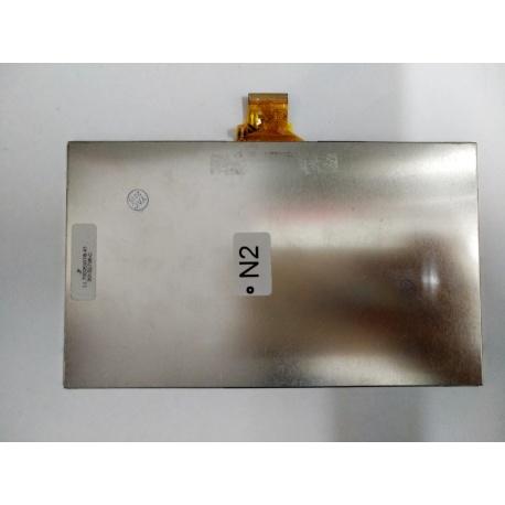 N2 Pantalla Completa para Tablet Generico de 7 Pulgadas de 30PIN FPC70030-MIPI RXD JF LL70035W18-A1 20150722-C