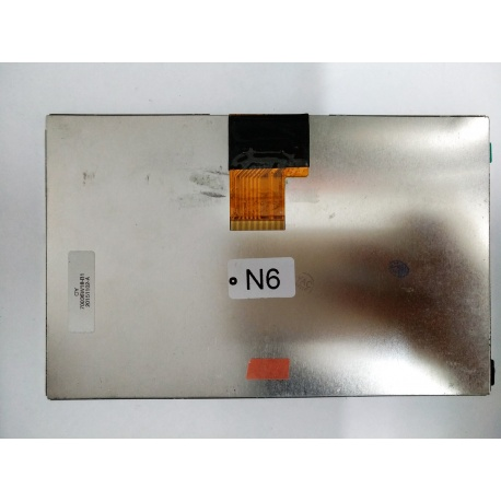 N6 Pantalla Completa para Tablet Generico de 7 Pulgadas 40PIN HJ070NA-BA M1-A1 CY 70036W18-B1 20151102-A