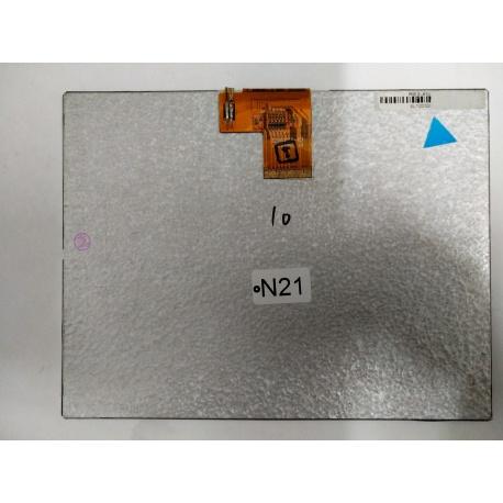 N21 Pantalla Completa para Tablet Generico de 8 Pulgadas 40PIN 32001014-02 UFK 1204 28