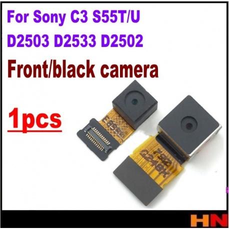 n203 sony Xperia C3 S55T S55U D2502 D2533 cámara frontal