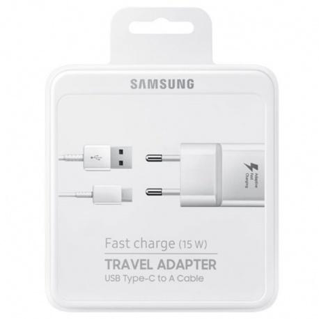 Cargador Rápido USB-C Samsung EP-TA20EW