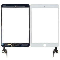 N103 Tactil Original con Chip/IC sin Boton Home para iPad mini 3 A1599 A1600