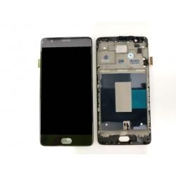 Pantalla completa (LCD/display + digitalizador/táctil) de Oneplus 3 a3000