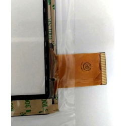 NUM109 TACTIL DE TABLET GENERICA 10 PULGADAS 50PIN WZ266-L20170620 HK101PG5101B-V01