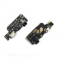 Placa de Carga Con Microfono y Jack de Audio para Redmi Note 5 Pro 5.99