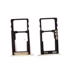 Bandeja SIM1 + SIM2/SD para BQ Aquaris X2 5.65