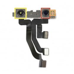 Camara Frontal 7MP / Camara Infrarroja / proyector de puntos infrarrojo para iPhone X / iPhone 10