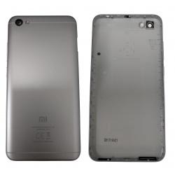 Tapa / Carcasa original de desmontaje con flex de lector huella para Xiaomi Redmi Note 5A / Redmi Y1 (SIN HUELLA)