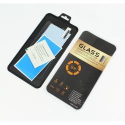 N358 iPhone Xs Max / iPhone 11 Pro Max Protector / Templado Cristal Full Gel De Pantalla / Marco Negro