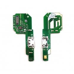 N46 placa auxiliar de conector de carga y microfono para xiaomi redmi 6 / redmi6