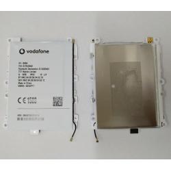 Chapa Metal con Cable Coaxial de Antena para Vodafone Smart Prime 6 Vf895n v895 de desmontaje