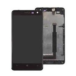 N10 Pantalla Completa para Nokia Lumia 625 N625