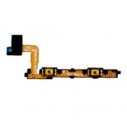 Flex con Botones de Volumen para LG Q6 M700A