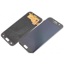 Pantalla Completa Original Para Samsung Galaxy A5 2017 A520 Color Negro