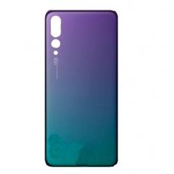 Tapa Trasera Cristal para Huawei P20 Pro